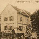 Gaststätte Hepp Bahnhofstraße