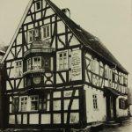 Haus Loer um 1900