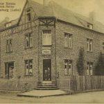 """Gasthaus """"Zur Sonne"""" und Bäckerei Heinrich Müller"""