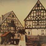 Schönauer Hof und Hubbhannese Haus