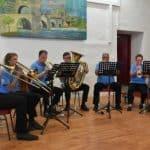 Das Gabrieli-Ensemble in Runkel