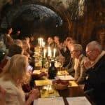 Im ältesten Weinkeller Deutschlands